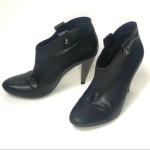 Coach - Aliza Leather Booties 7.5